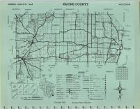 Map Image 012, Racine County 1965